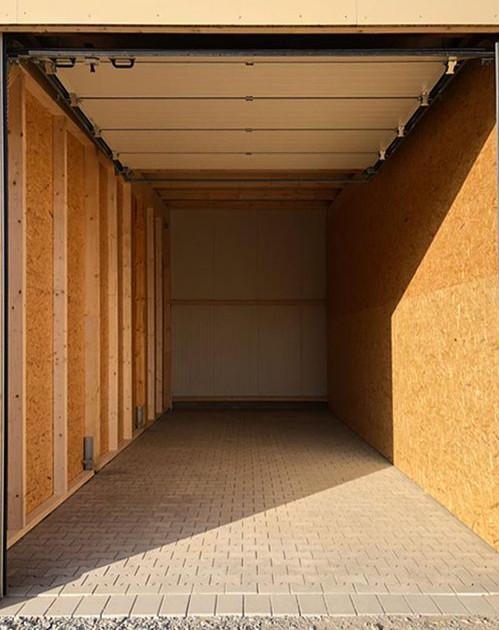 XL Garagen Wadersloh Innenraum